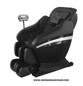 Shiatsu Massage Chair Recliner Soft 3D MP3 zero gravity